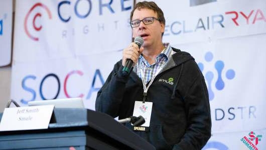 Smul e co-creator and CEO Jeff Smith