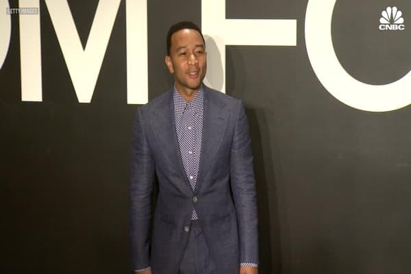 The $80 billion reason John Legend is backing start-ups led by former inmates