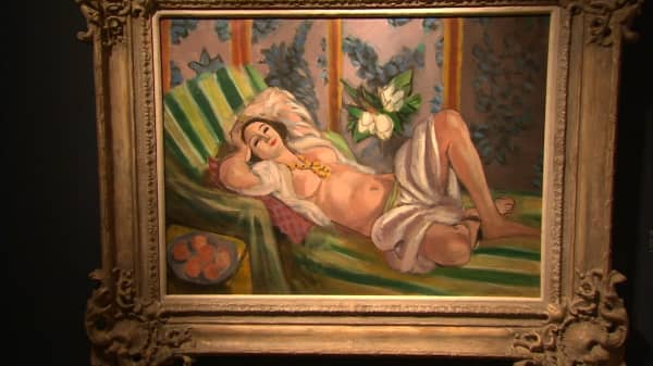 David Rockefeller Jr. hopes whoever buys the Matisse will let him come visit