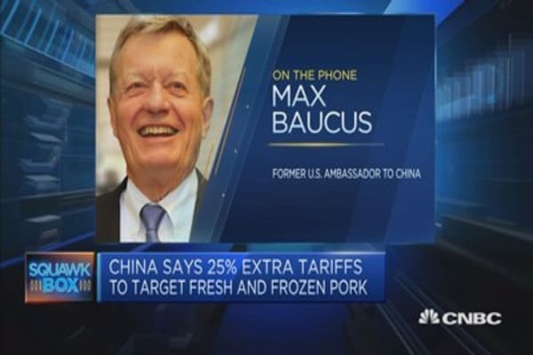 The window to avoid a trade war is closing: Former ambassador