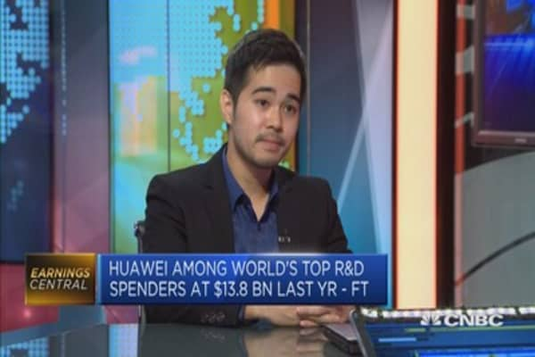 Huawei's changing global expansion strategy