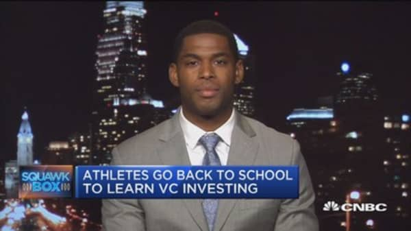 Marques Colston on life after pro football