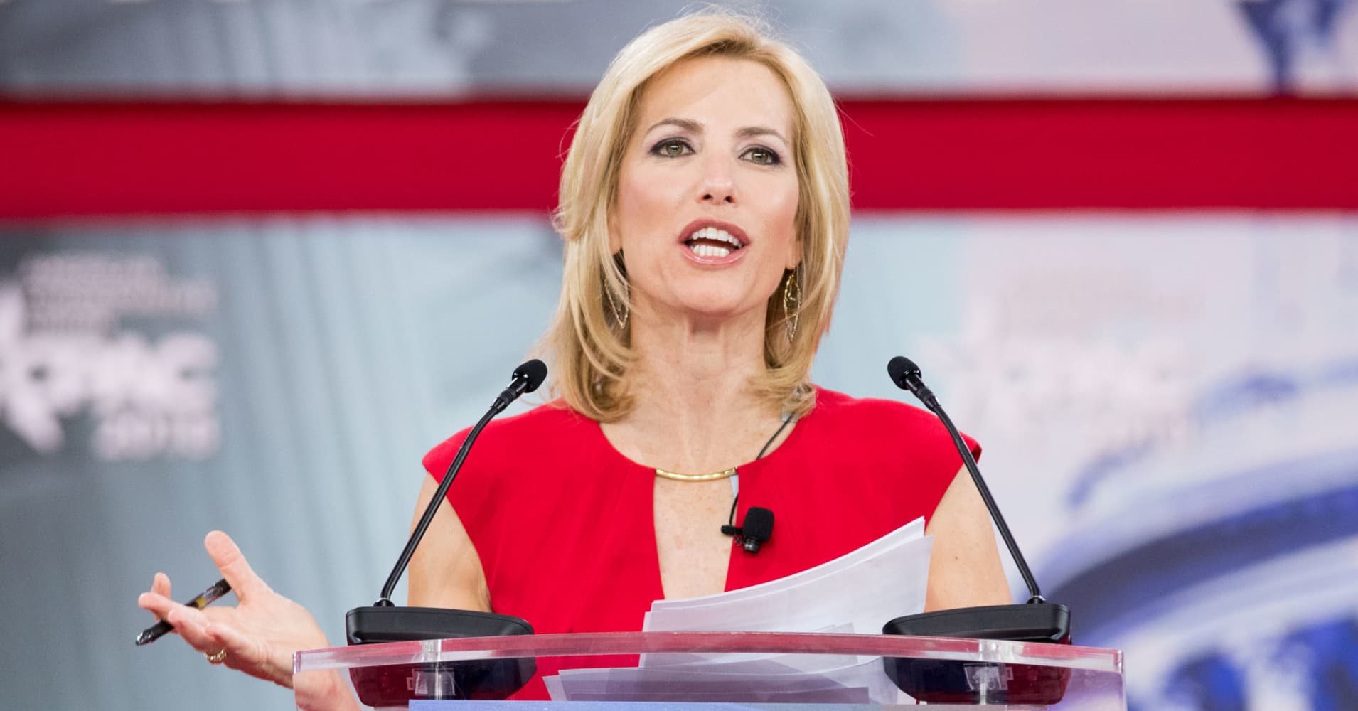 Fox News host Laura Ingraham goes on vacation as more advertisers dump her over Parkland tweet