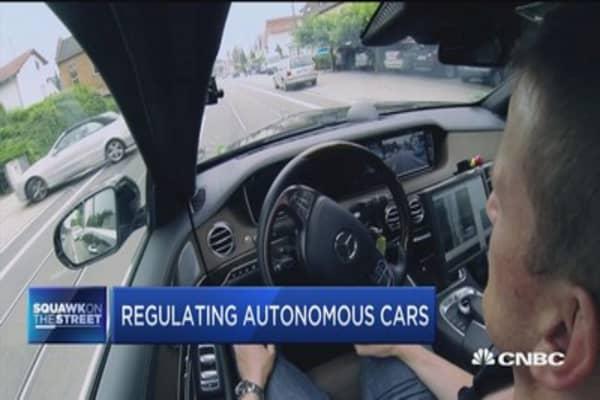 Fmr. NHTSA admin. on self-driving car concerns