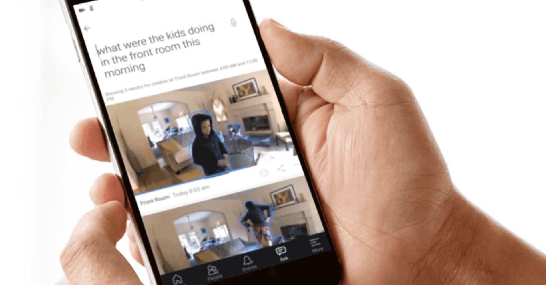 Kết quả hình ảnh cho Lighthouse review: a smarter security camera
