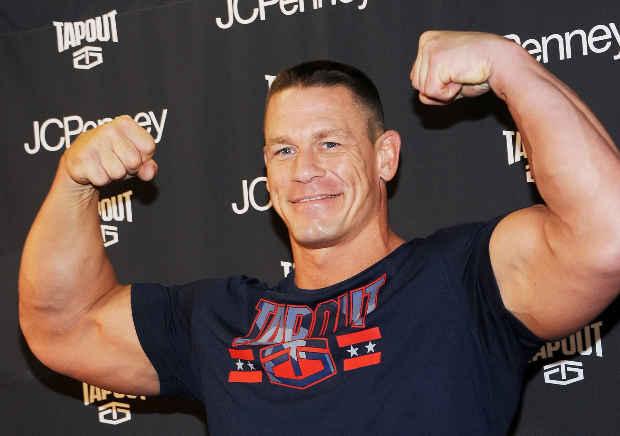 Why John Cena still drives the 1989 Jeep he bought with his first WWE paycheck