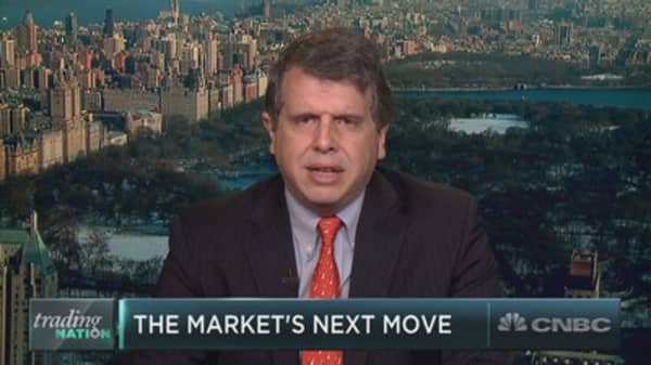 Correction to deepen, but market watcher Nick Colas says it's no replay of 2008