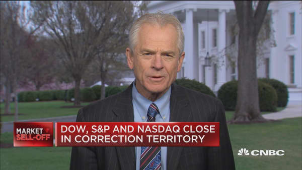 WH Trade Director Navarro: Reducing trade deficit will add jobs to US economy