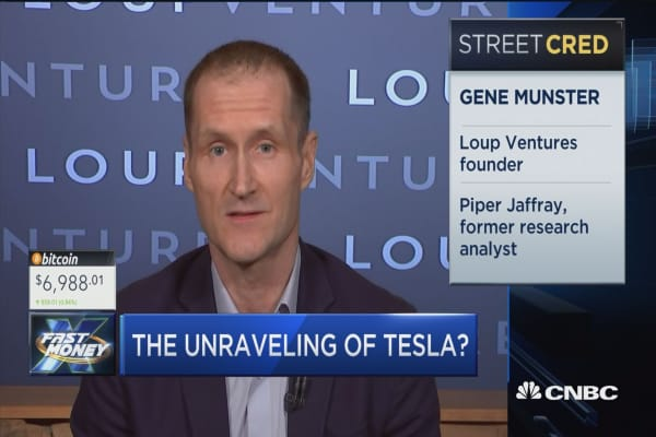 Gene Munster weighs in: The worst still to come for Tesla?