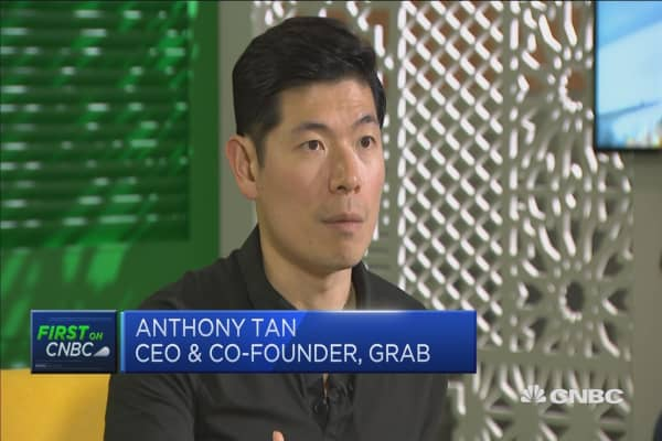 Grab CEO on its merger with Uber in Southeast Asia