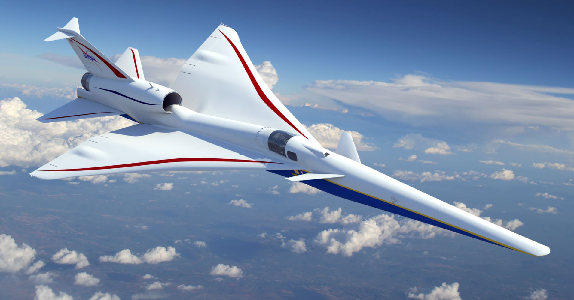 NASA hands massive supersonic contract to Lockheed Martin, with one catch: No sonic boom