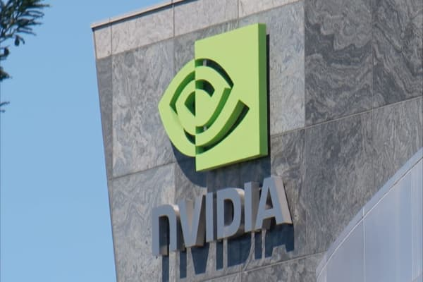 Bank of America says buy Nvidia into the tech slide because a big year for chipmaker is ahead