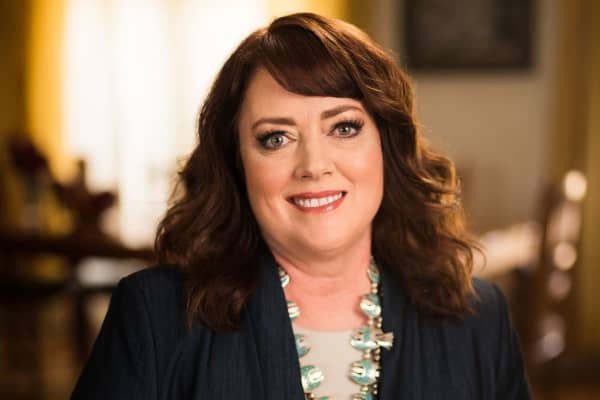 Tiffany Shedd, a Republican small business attorney running in Arizona's 1st District.