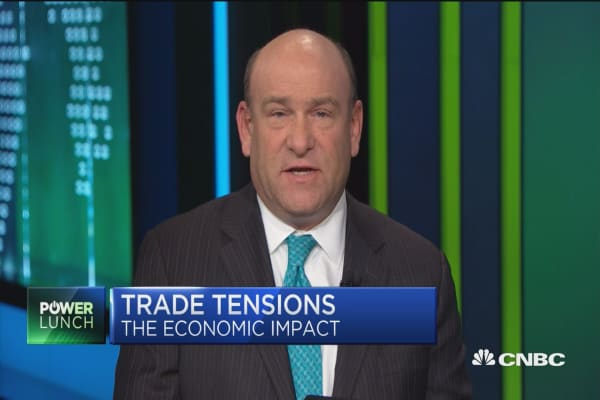 Economists weigh in on trade tensions impact