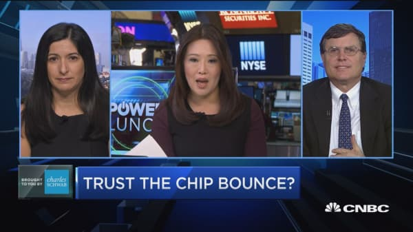 Trading Nation: Trust the chip bounce?
