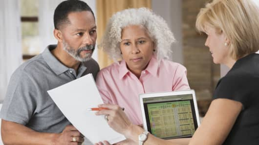 financial advisors and retirement planners want a piece of this tax