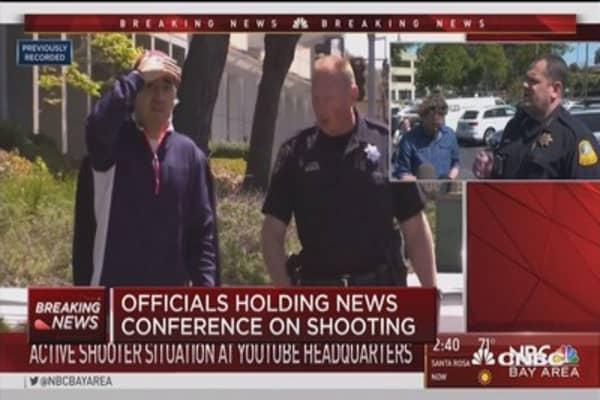 San Bruno police: Female suspect is deceased