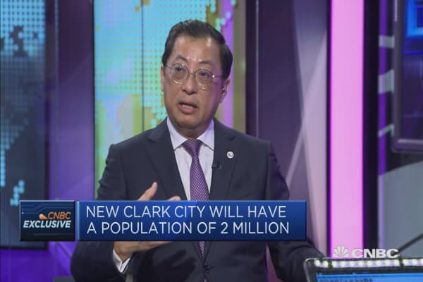 A look at the Philippines' New Clark City