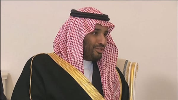 Saudi Crown prince wraps up jam-packed US tour