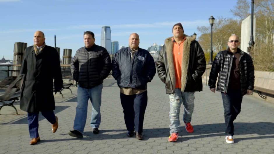 How these five guys from Staten Island hustled and landed their own TV show
