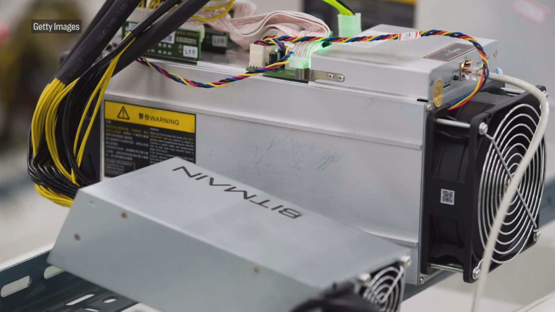 Chinese bitcoin mining Bitmain revealed a chip that could hurt AMD