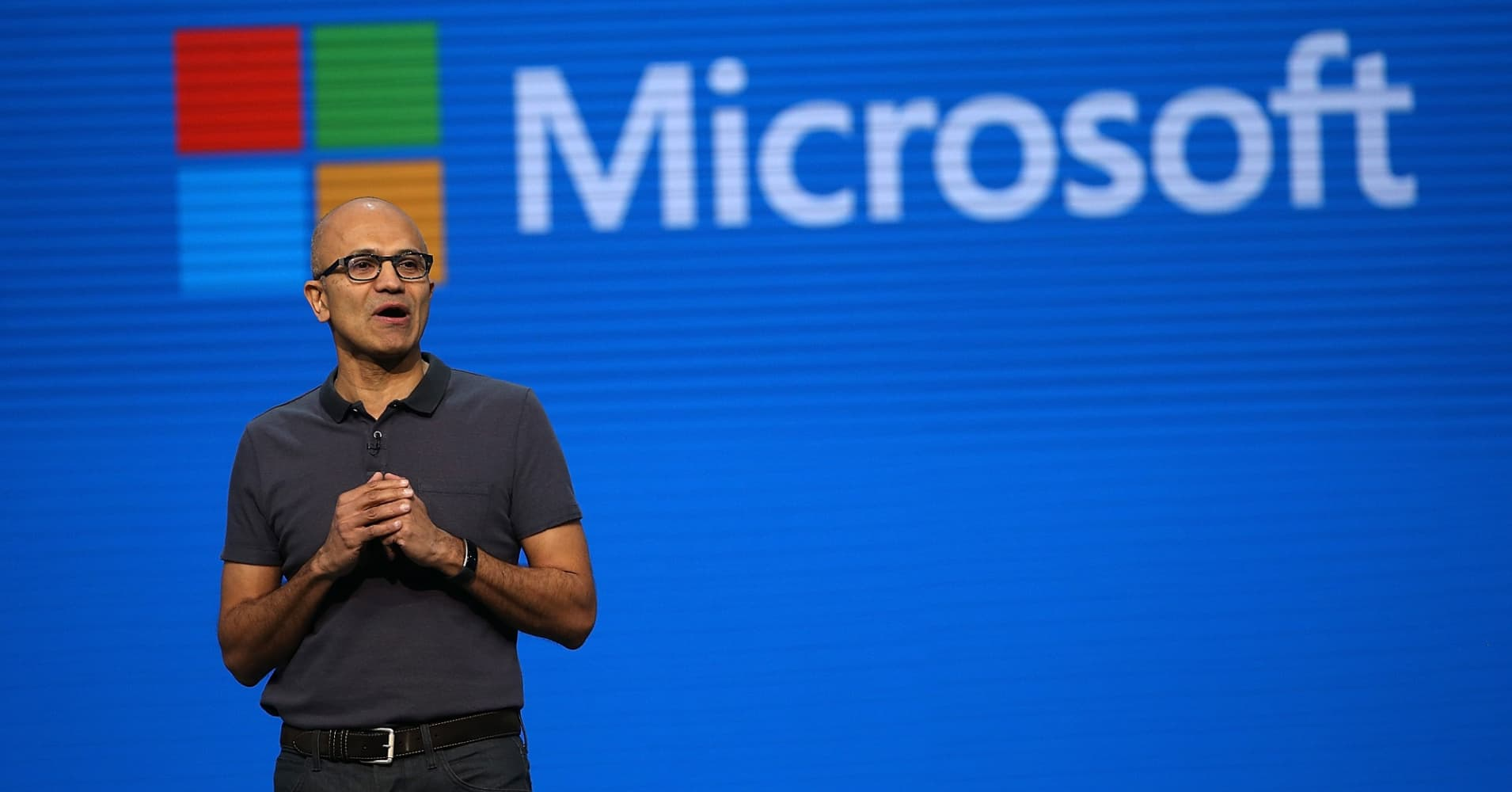 Microsoft is expected to unveil new Surface computers Tuesday night