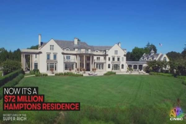 This Hamptons mega-home used to be a convent for nuns