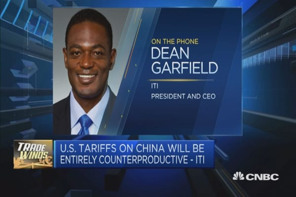 ITI CEO on its message to the Trump administration