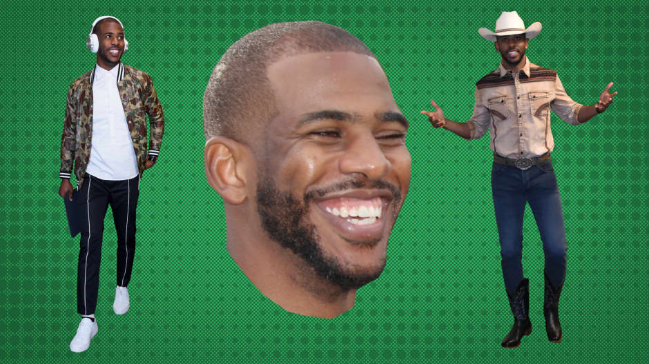 Here's how Chris Paul says he deals with big changes in his life