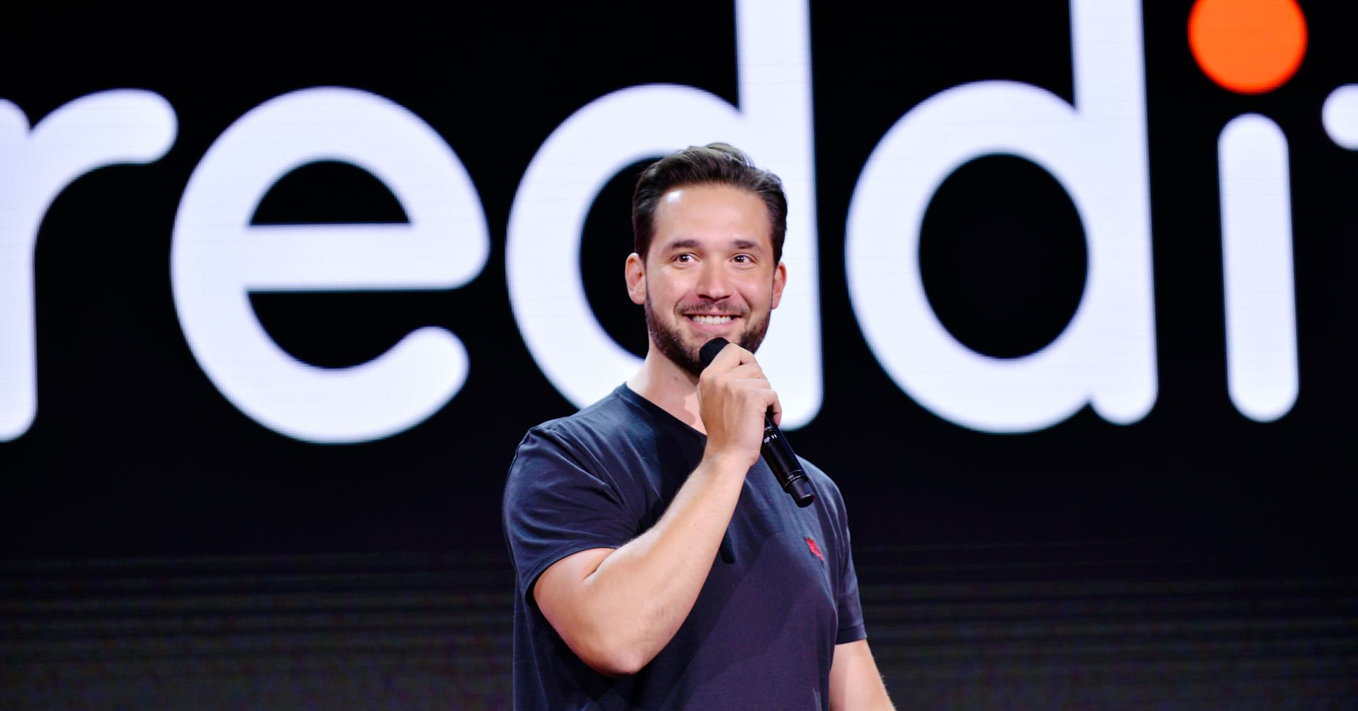 Co-Founder and Executive Chair of Reddit, Alexis Ohanian