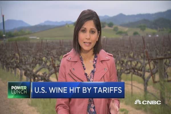 Chinese investment in California's Temecula wine region stalls