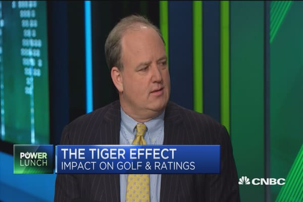 Bruin Sports Capital CEO on his ratings prediction for the Golf Masters