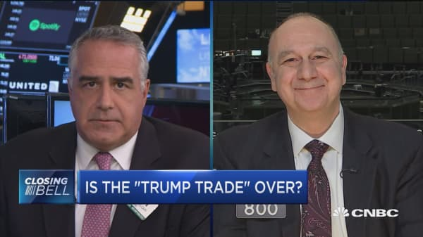 The market has sent a warning signal to Washington: Bouroudjian