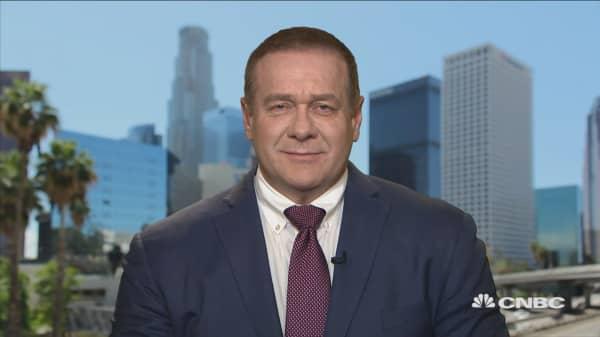 Guggenheim's Scott Minerd with his dire forecast for financial markets.