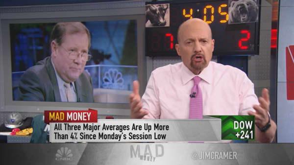 Cramer: Trump's 'onslaught on Amazon' creates major market risk