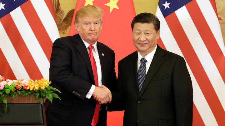 'No one can take us down,' China's state-run media claims as trade war heats up