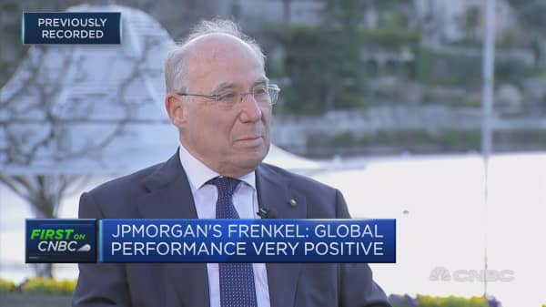 Most balanced and positive year since 2008 financial crisis: Jacob Frenkel