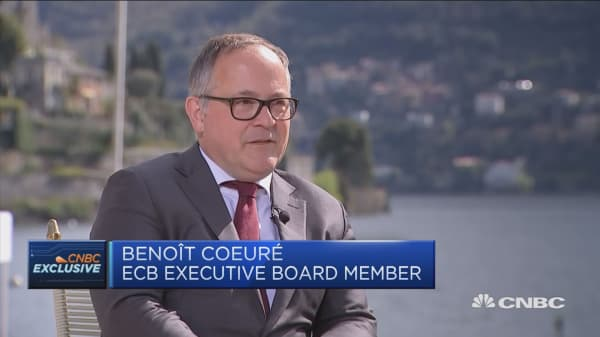 ECB's Coeure: Trade war has potential for 'damaging' effects globally