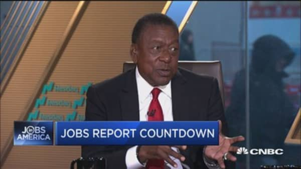BET founder: Trump's economy is bringing black workers back into the labor force