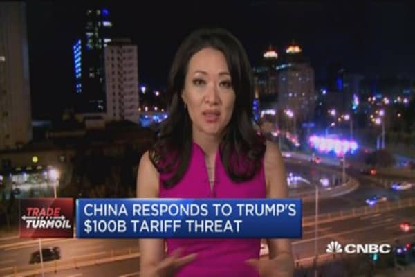 China Commerce Ministry: We will immediately fight back, won't rule out any option