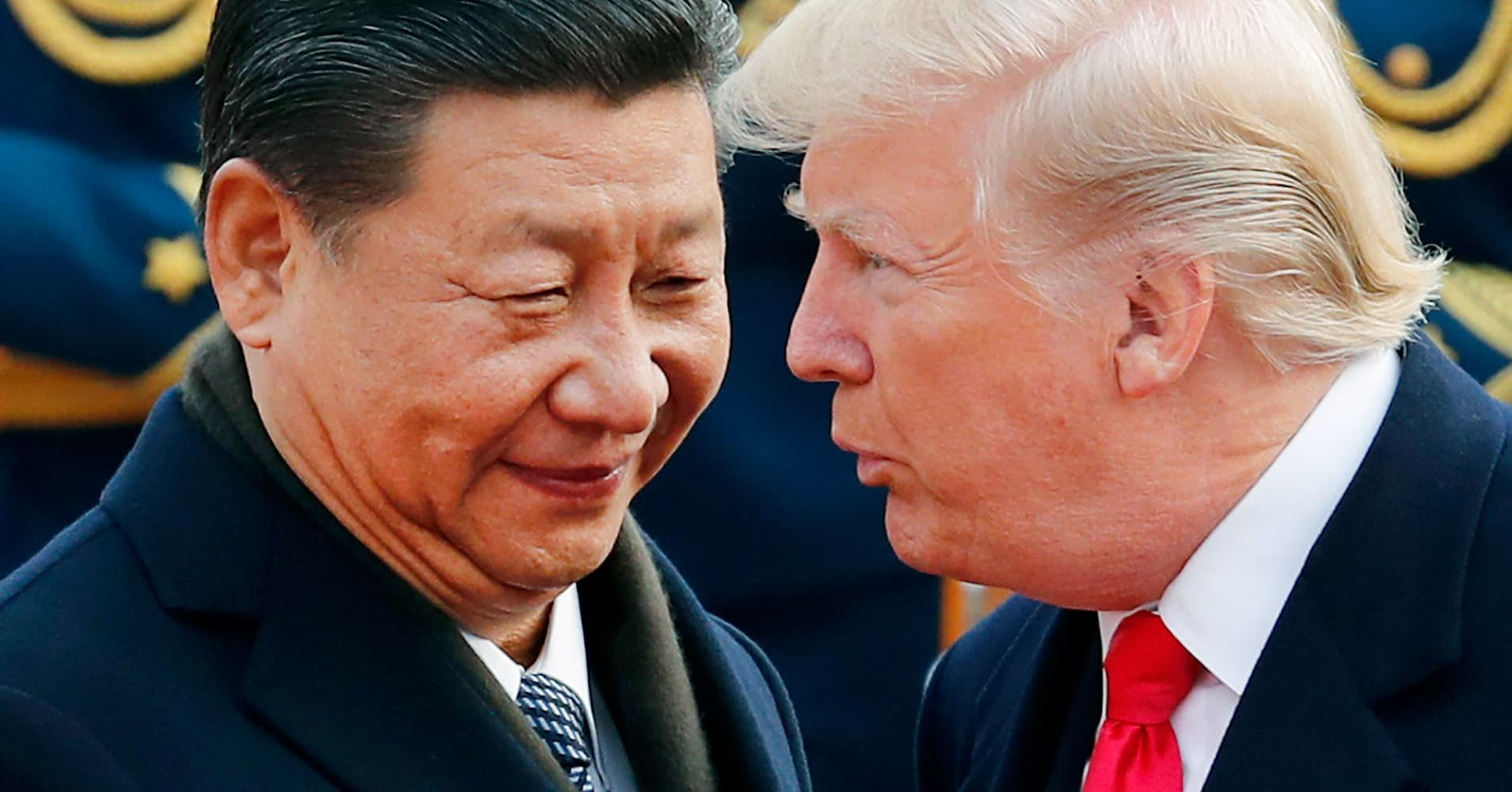 China is waging a 'quiet kind of cold war' against US, top CIA expert says