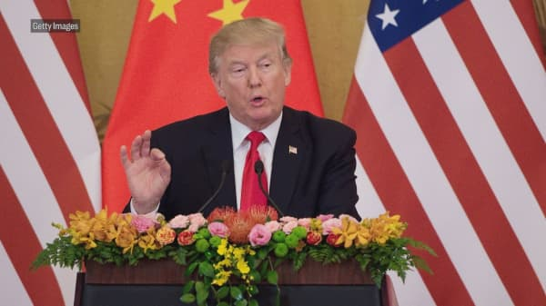 Trump wants to protect farmers from Chinese retaliation