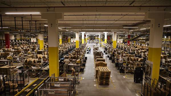 Alan Patricof: Amazon may be getting way too huge