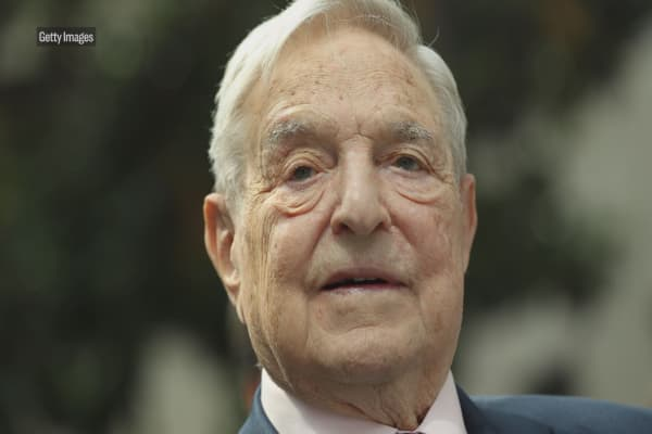 Soros fund reportedly preparing to trade cryptocurrencies