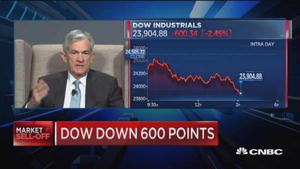 Powell: Good time to put budget on a sustainable path