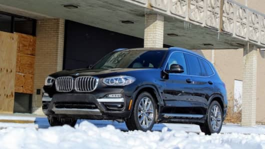 The 2018 BMW X3 xDrive30i review
