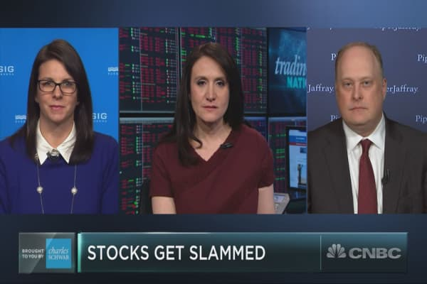 Dow, S&P have worst day in two weeks as markets tumble. Here's how to protect your portfolio