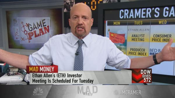Cramer's game plan: Be on your toes and carry a lot of cash