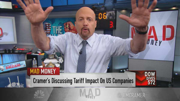 Cramer: Watch these risky trades to track progress in the China 'trade war'