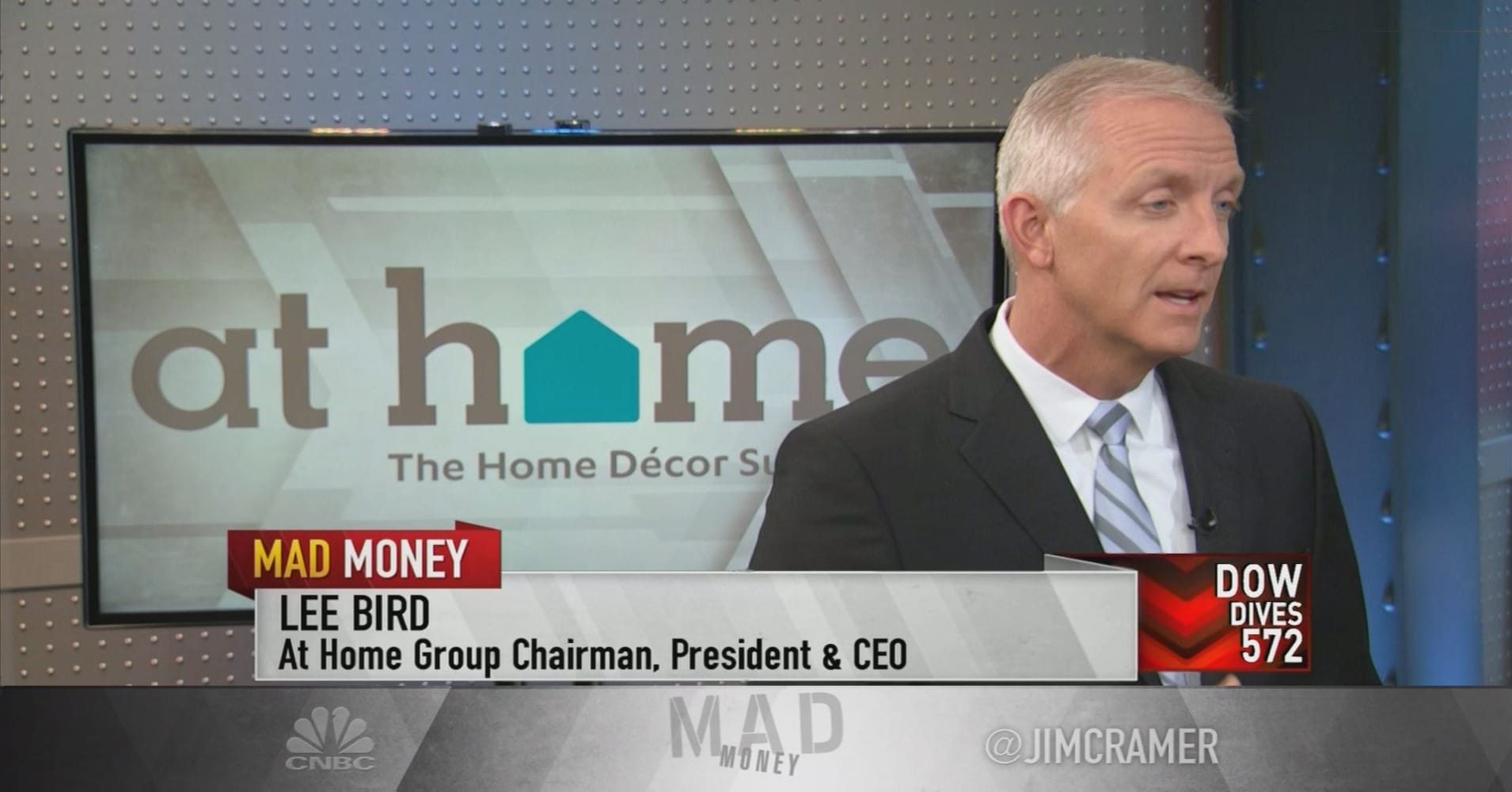 At Home CEO: Cost and tariff advantages hinge on our 'very efficient supply  chain'